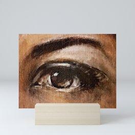 One Eye Mini Art Print