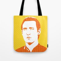 data Tote Bags featuring Data by Matt Page