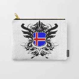 Iceland Uefa Euro 2016 Carry-All Pouch