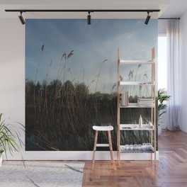 Nature and landscape 5 reed Wall Mural