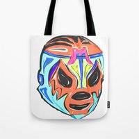 mexico Tote Bags featuring MEXICO by MANDIATO ART & T-SHIRTS