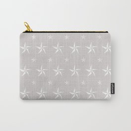 Stella Polaris Light Grey Design Carry-All Pouch