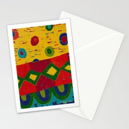 Reduction in colour Stationery Cards
