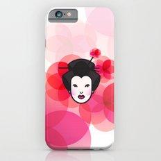 Geisha Icon iPhone 6s Slim Case
