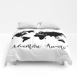 Adventure Awaits Comforters