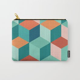 Abstract Geometric Pattern 03 Carry-All Pouch