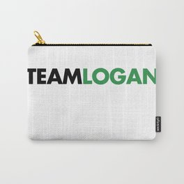 Team Logan Gilmore Girls Carry-All Pouch