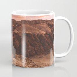 Sunset in Valle De La Luna, Chile Coffee Mug