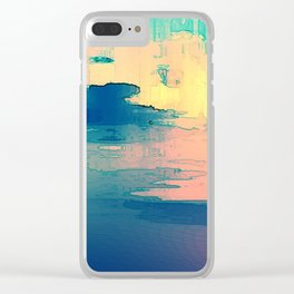 Heaven or Lies - ILL Design - Roth Gagliano Photography Clear iPhone Case