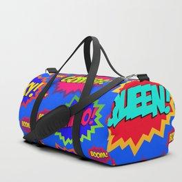 SUPERWOMAN! Duffle Bag