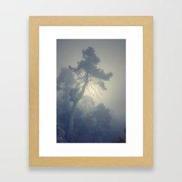 """""""Telling stories"""" Framed Art Print"""