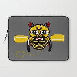 Hei Tiki Bee Toy Laptop Sleeve