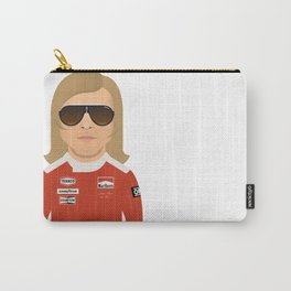 James Hunt Carry-All Pouch