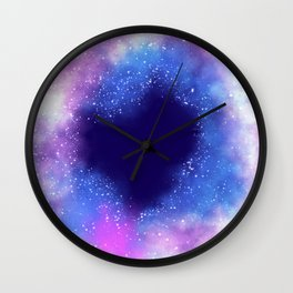 Space # 1 Wall Clock