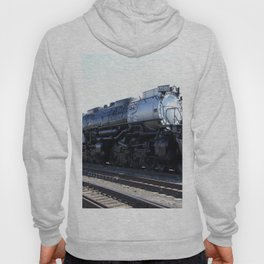 Big Boy - Steam Engine  Hoody