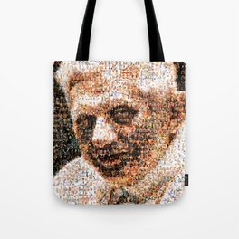 BEHIND THE FACE Ratzinger | Homosexuals Tote Bag