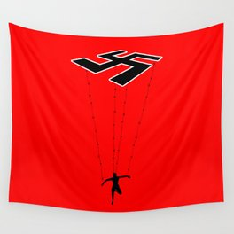 Puppeteer of shame Wall Tapestry