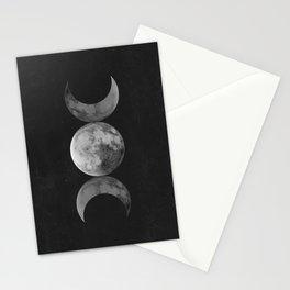 Moon Symbol Stationery Cards