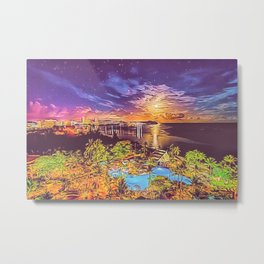 Island Dream Metal Print