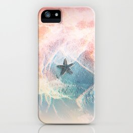 Starfish Dreams iPhone Case