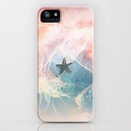Starfish Dreams iPhone Case