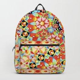 Gypsy Caravan Mandala Backpack