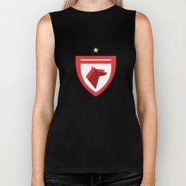 Dinamo Bucharest Icon Biker Tank