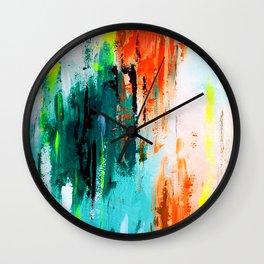 The good mood Wall Clock