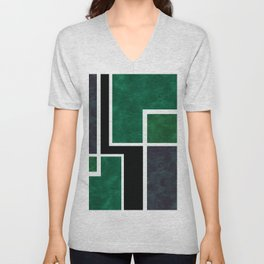 Granite and Marble Unisex V-Neck