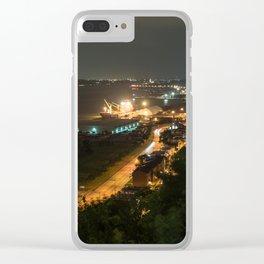 Le Fleuve Urban Clear iPhone Case