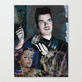 Jack Parsons- Babylon Chaos Canvas Print