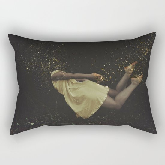 DUST TO DUST Rectangular Pillow
