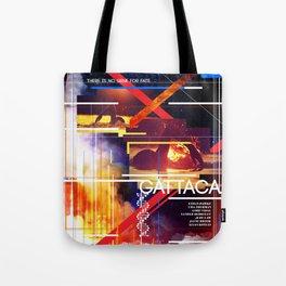 Visions of the Future :: Gattaca Tote Bag