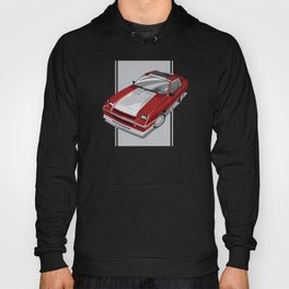 86S L-Body Charger Red Hoody
