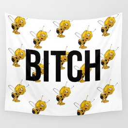 Maya - Bitch Wall Tapestry
