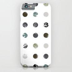 Graphic_Dots Slim Case iPhone 6s