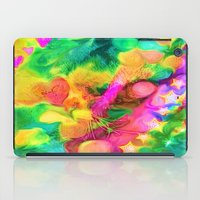 camouflage iPad Cases featuring Camouflage by Geni