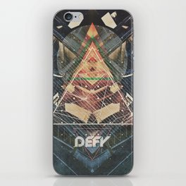 DEFY ∆ V01 iPhone Skin