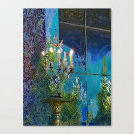 Versailles Underwater Canvas Print