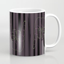 Franken Rocker Coffee Mug