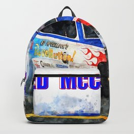Ed McCulloch Backpack