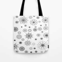 Little Flaky Tote Bag
