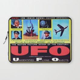 Vintage Film Poster- UFO Laptop Sleeve