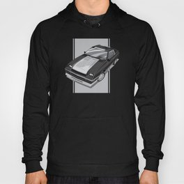 86S L-Body Charger Black Hoody