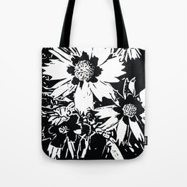 Loose Flowera Tote Bag