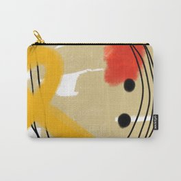 ABSTRACT DRAWING 11 Carry-All Pouch
