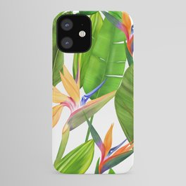 Amazing Floral Pattern iPhone Case