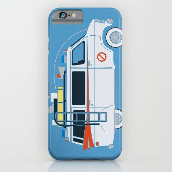 Ecto Van-1 iPhone & iPod Case