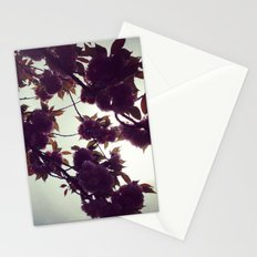 Evening Blossoms Stationery Cards