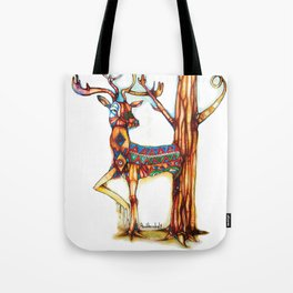 Back & Forth Tote Bag